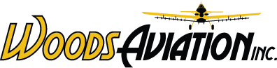Woods Aviation Logo